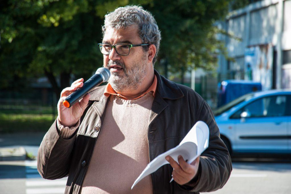 Ernesto Milanesi, foto di Mara Scampoli