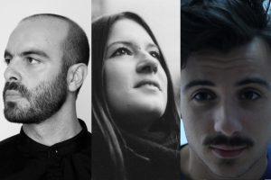 Carlo Tartivita, Chiara Faggionato, Davide Crudetti